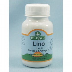 Aceite de Lino Sotya, 110...