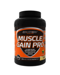 Muscle Gain Pro 2000 g