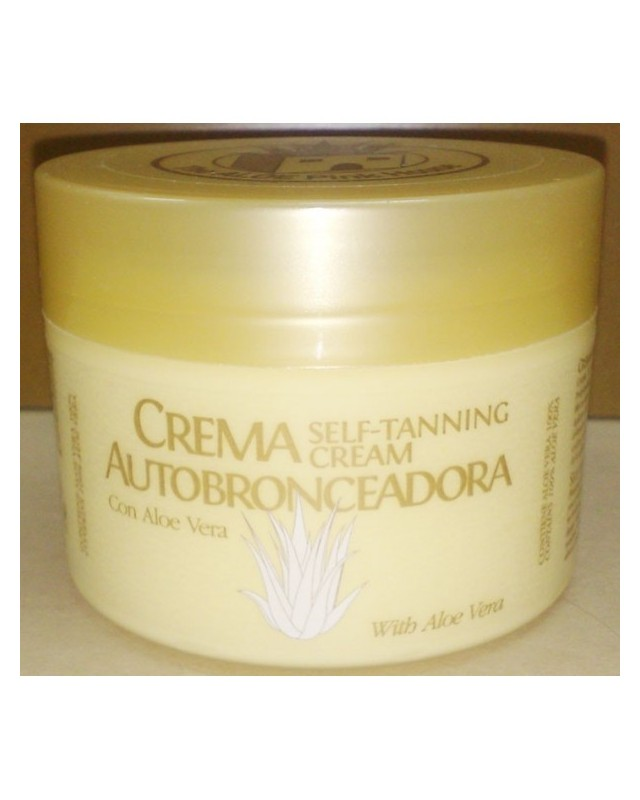 Crema Autobronceadora con Aloe Vera,...
