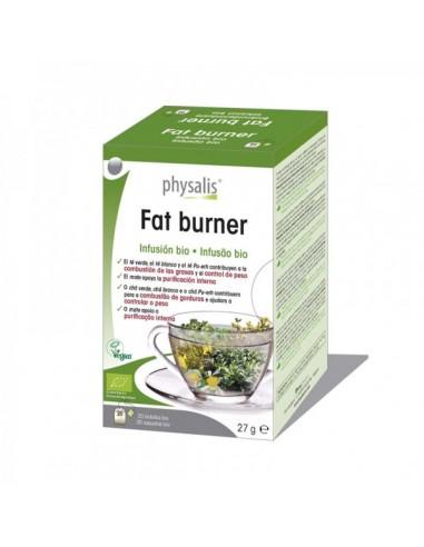 Fat burner (quemagrasas) infusion...