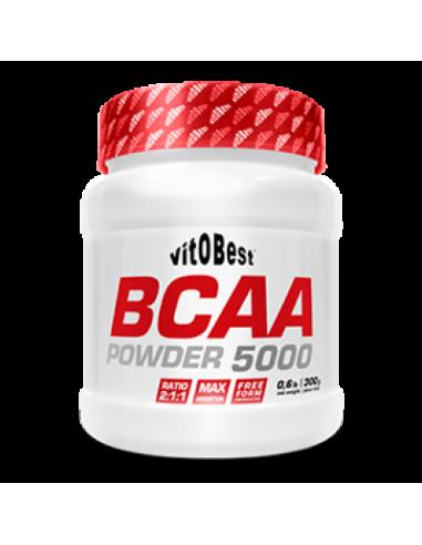 BCAA 5000 Powder 300 gr Sabores