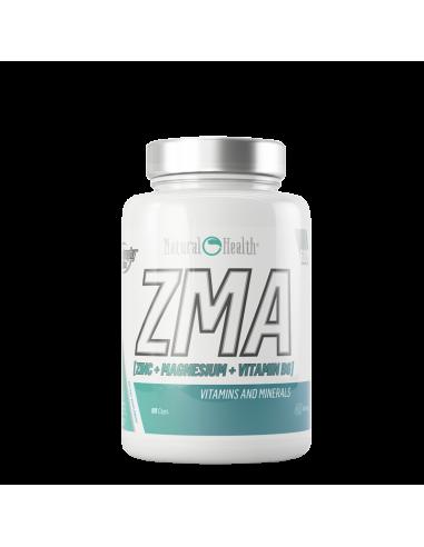 Zma + Magnesium + Vitamin B6