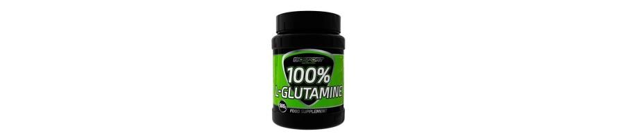 Suplementos de glutamina
